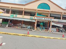 Covid-19: Escaped foreign worker found at Kajang market