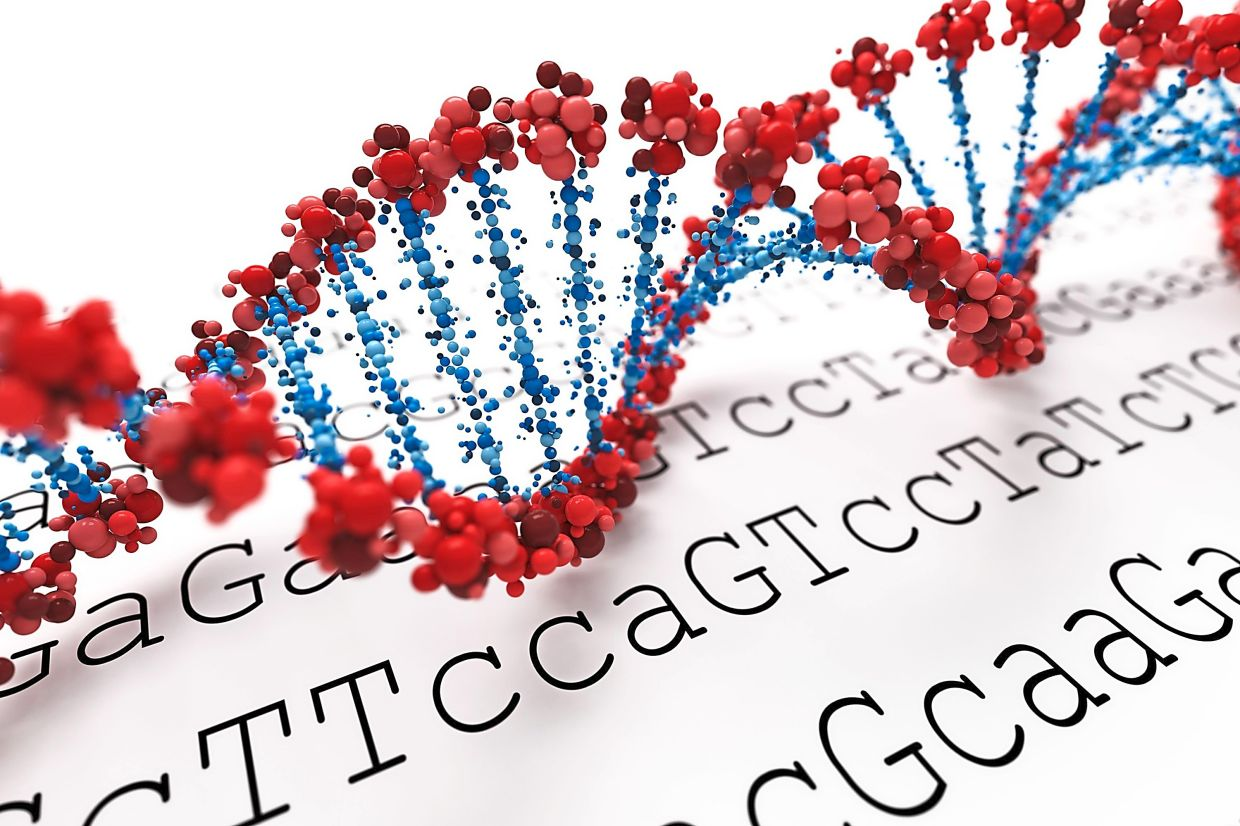 Using DNA as an integral part of a vaccine is the next step in vaccine technology. — TNS
