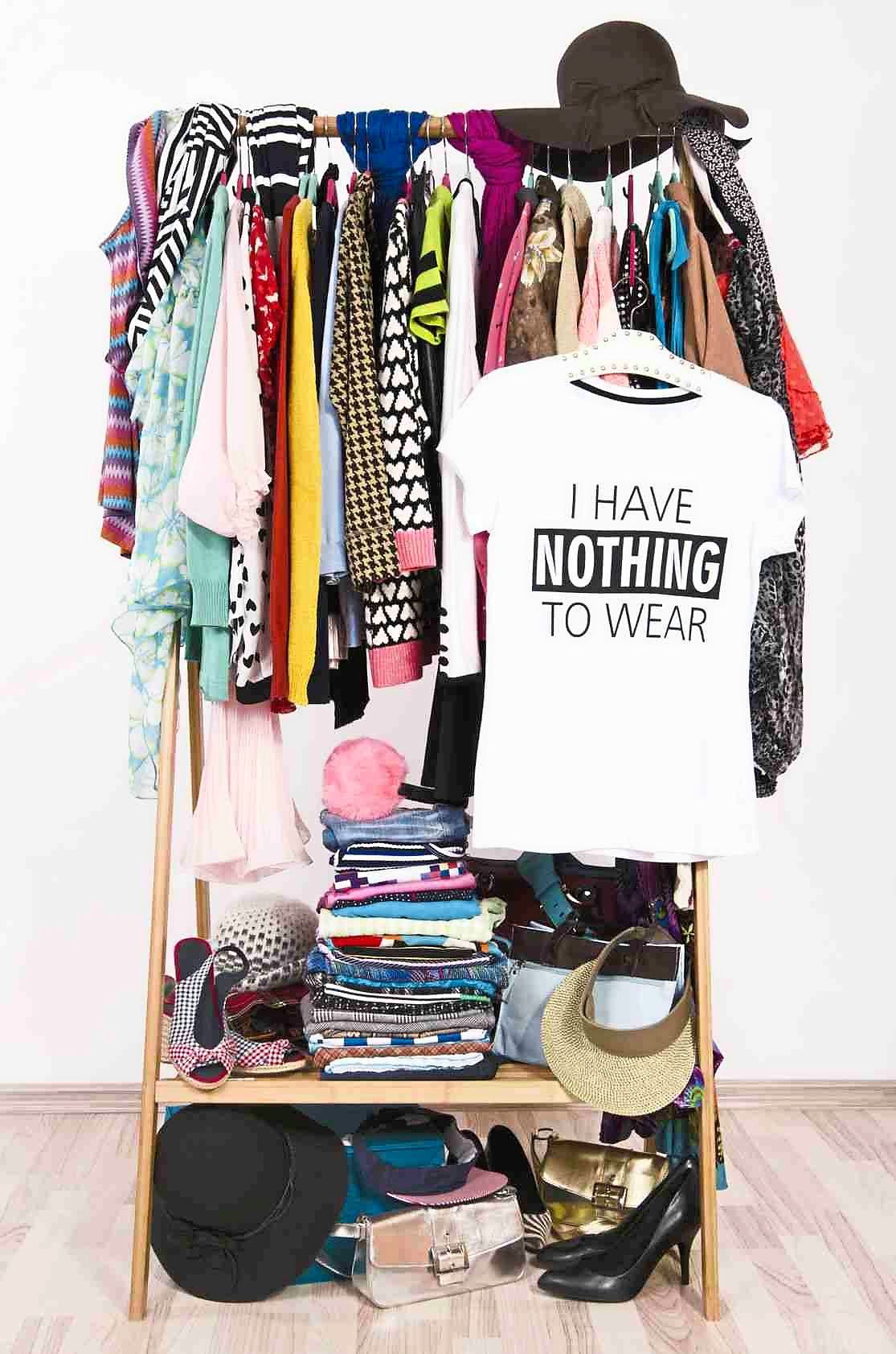 Research found that the SARS-CoV-2 virus can remain on clothes for as long as a day. — TNS