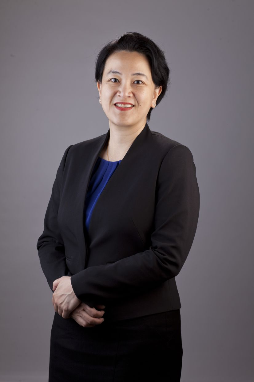 Dr Khong Su Yen is a consultant in gynaecology and urogynaecology at Subang Jaya Medical Centre. Photo: Ramsay Sime Darby Health Care Sdn Bhd