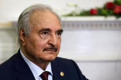Threat to hit Turkey in Libya underscores risk of escalation