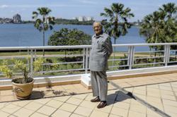 Keeping fit, going hi-tech: Malaysia's Dr Mahathir, 94, in lockdown