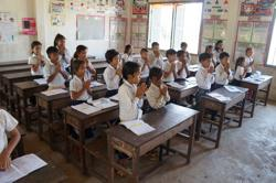 Cambodia charges British English teacher with child sexual abuse