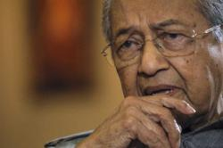 Dr M on warpath and 'fishing expedition'