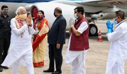 Indian PM announces US$131.6mil as immediate relief for cyclone Amphan-hit West Bengal