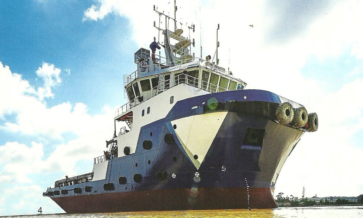 Yield play: An offshore support vessel of TAS group. The Malaysia Offshore Support Vessel Association has floated an idea to Petronas to set up a business trust of O&G assets.