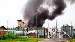 Fire breaks out at fuel refinery