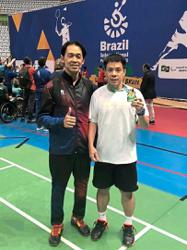Rashid wants BWF to pay World Championships winners prize money