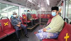 Plan to boost public transport underway