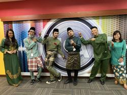 Suria FM brings the joy of Aidilfitri home