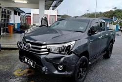 Suspect in rampaging pickup truck incident remanded five days