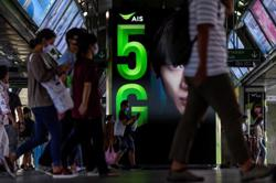 Thailand's major telcos rev up development of 5G due to Covid-19