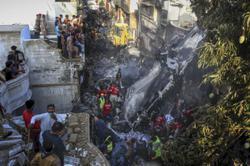 Dr Wee extends condolences to families of Pakistan jet crash