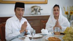 'We all need to make sacrifices', says Indonesia's president in Idul Fitri greeting