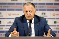 Lyon boss calls French League's halt to Ligue 1 'stupid'