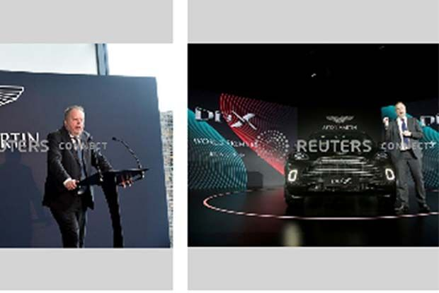 Aston Martin chief to leave, Mercedes-AMG CEO to replace him