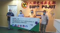 Miri mayor: Second major Covid-19 publicity blitz needed to prevent complacency