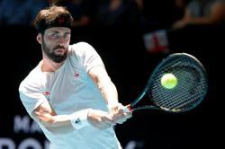 Georgian tennis player Basilashvili charged with domestic violence