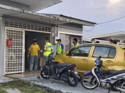Cops break up Raya party, house owner fined for flouting rules