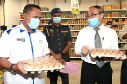 Johor traders warned against price gouging
