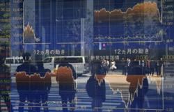Japan shares hit 10-week peak, S&P 500 tests 3,000