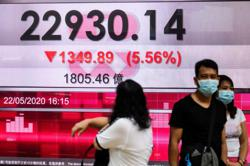Hong Kong shares jump on China policy hopes, Asian market on the rise