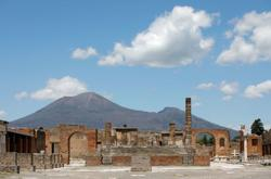 Buried by Vesuvius, blighted by coronavirus, Pompeii wants to rise again