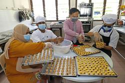 Home makes and sells pastries to sustain operations