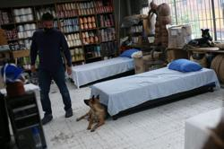 Colombian factory adds bedrooms for workers as economy slowly reopens