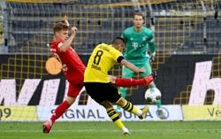 Bayern's Kimmich enjoys 'most beautiful goal' as title beckons