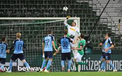 Relegation-fighting Bremen held to 0-0 draw by Gladbach