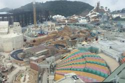 Genting's theme park opening delayed by a year