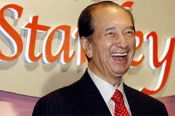 'King of Gambling' dies at 98