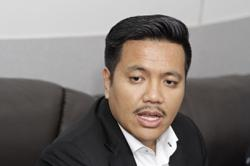 Seberang Jaya assemblyman Dr Afif injured in cycling accident, recuperating in hospital