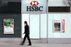HSBC takes over German business