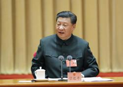 Xi told Chinese army to think of