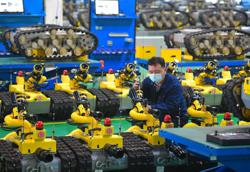 China's industrial profits down 27.4 pct in first four months