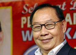 Jeffrey Kitingan says not 'betraying' fight for Sabah rights by joining Perikatan govt