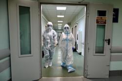 Russia reports 161 new coronavirus deaths