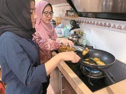 Home cook Nurani Mohd Ayub's ayam Portugis is a Raya favourite