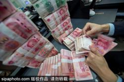 China's central bank injects 120b into banking system