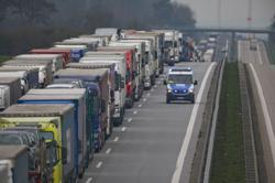Border closures, pre-travel tests of little use against COVID-19 spread - EU agency