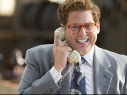 Jonah Hill swears the most out of all Hollywood film actors