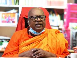 Chief monk known for compassion passes away at 66