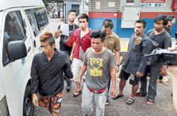 Palace trespasser gets jail