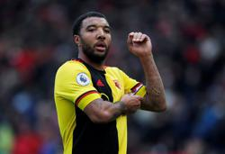 Deeney says his family were abused over his stance on restart