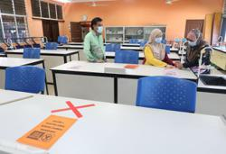Schools at the ready, teachers raring to go back