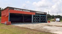 Mayday, mayday: Sungai Rambai rep says airfield runway now overrun by grazing cattle