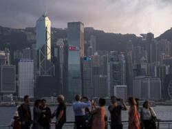 Confidence in Hong Kong's status as a financial hub