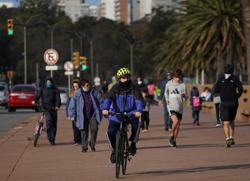 In Brazil's shadow, laid-back Uruguay curbs COVID-19